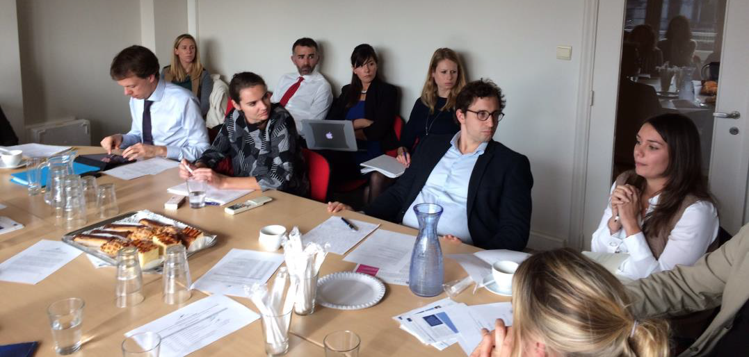 """Research Meets Policy Seminar 1 – """"Identifying research gaps in the EU's ComprehensiveApproach"""""""