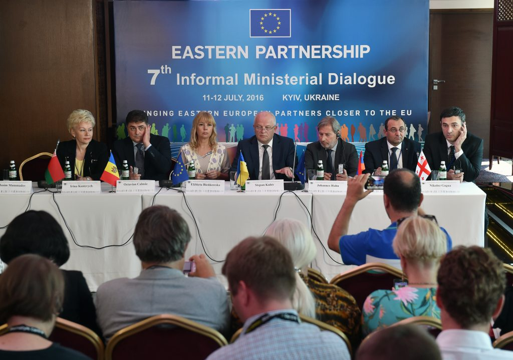 EU Support in Countering Corruption in the Eastern Partnership (EaP) Countries