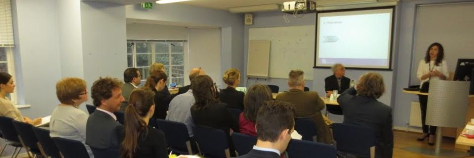 """Kick-off Event – """"Preventing and responding toconflict"""""""