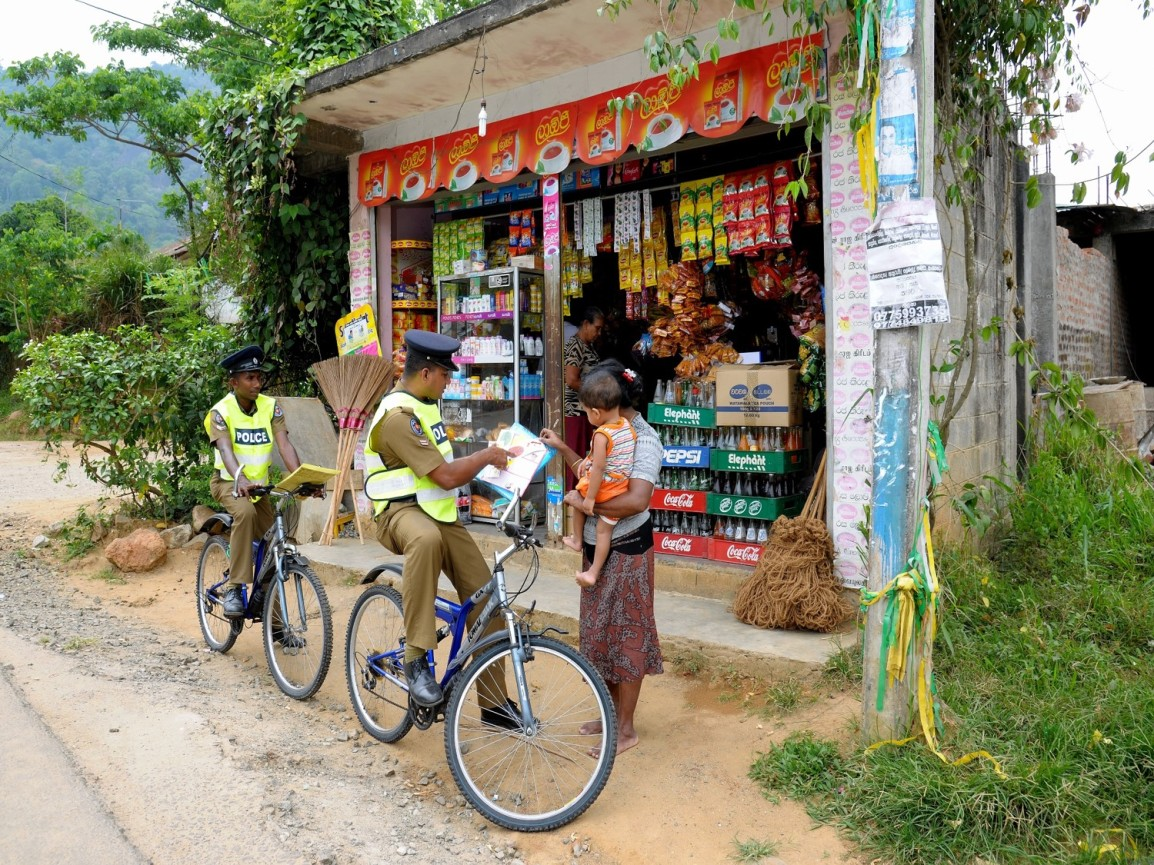 Community policing in Sri Lanka: a foundation for wider police reform?