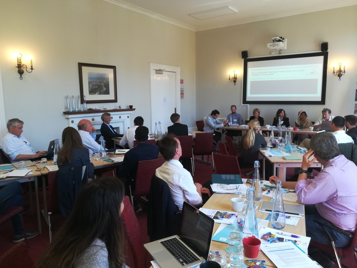 "Workshop 5 – ""The EU and local capacity building"""