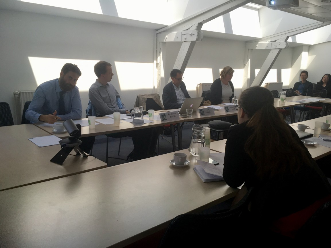 """Research Meets Policy Seminar 3 – """"Conflict Prevention and Peacebuilding: Lessons fromResearch"""""""